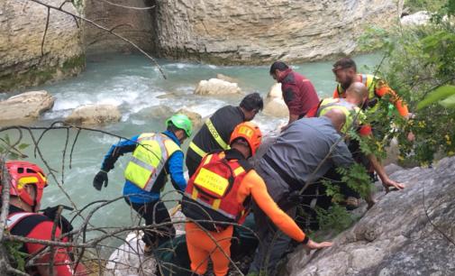 """<div class=""""dashicons dashicons-camera""""></div>Nessun selfie: Silvia è scivolata e Giuseppe ha tentato invano di aiutarla ma il fiume Orta ha inghiottito entrambi"""