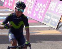 """<div class=""""dashicons dashicons-camera""""></div>Nairo Quintana conquista il Blockhaus, maglia rosa alla tappa 9 del Giro d'Italia"""