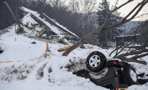 Abruzzo, appaltata la Carta di localizzazione del pericolo valanghe al professor Nevini di Siena
