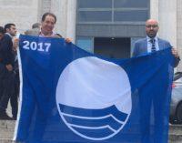 """<div class=""""dashicons dashicons-video-alt3""""></div>Bandiera blu a Fossacesia per il sedicesimo anno consecutivo, otto vessilli all'Abruzzo del mare"""