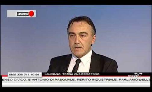 "<div class=""dashicons dashicons-video-alt3""></div>Il Punto ""Lanciano, Terna va a processo"""