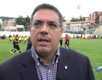 """<div class=""""dashicons dashicons-video-alt3""""></div>Scuole calcio in festa a L'Aquila con 900 bambini da tutto Abruzzo"""