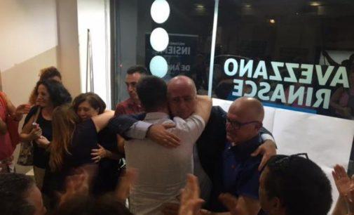 """<div class=""""dashicons dashicons-camera""""></div>Gabriele De Angelis è il nuovo sindaco di Avezzano"""