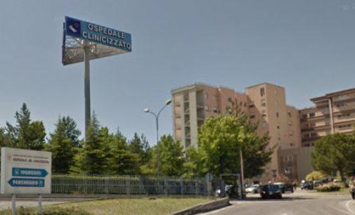 Coronavirus: il 43enne ricoverato a Chieti non ha polmonite, analisi inviate a Pescara