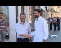 """<div class=""""dashicons dashicons-video-alt3""""></div>A Ortona il nuovo sindaco è Leo Castiglione"""