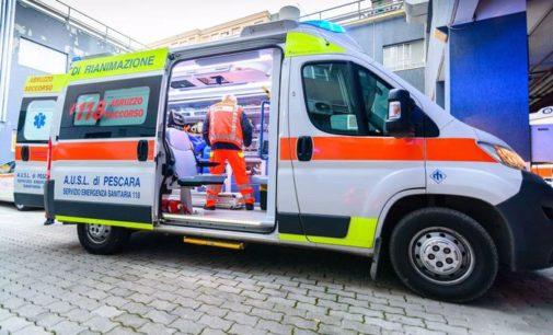 "<div class=""dashicons dashicons-camera""></div>Pescara, due incidenti stradali nella mattina"