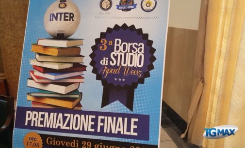 """<div class=""""dashicons dashicons-video-alt3""""></div>Inter club Lanciano premia gli studenti con borse di studio"""