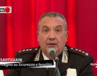 """<div class=""""dashicons dashicons-video-alt3""""></div>Sicurezza e legalità, a Lanciano il convegno di Casartigiani Il Punto"""