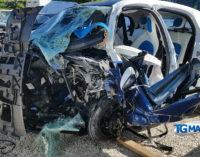 """<div class=""""dashicons dashicons-video-alt3""""></div>Incidente stradale su Fondovalle Sangro, disperate le condizioni della giovane di Palombaro"""