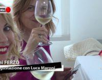 """<div class=""""dashicons dashicons-video-alt3""""></div>Vini Ferzo degustazione con Luca Maroni – Il Punto"""