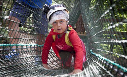 """<div class=""""dashicons dashicons-camera""""></div>Leucemia: il piccolo Antonio realizza un sogno nel Parco Avventura Majella a Guardiagrele"""