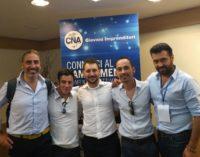 """<div class=""""dashicons dashicons-camera""""></div>Luca Lecce di Vasto è stato eletto nel vertice nazionale del Gruppo Cna Giovani imprenditori"""
