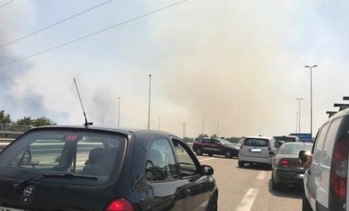 """<div class=""""dashicons dashicons-camera""""></div>Incendio alla Fca di Termoli, la produzione è ripartita alle ore 22 di lunedì"""