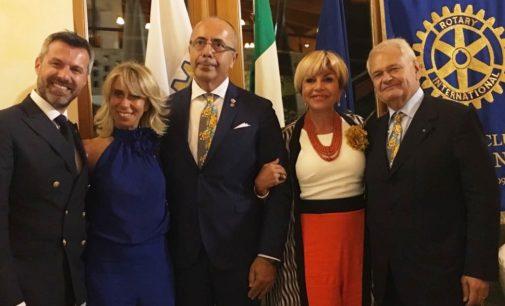 """<div class=""""dashicons dashicons-camera""""></div>Rotary Club di Lanciano, nuovo presidente Licia Caprara"""