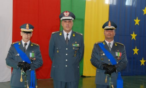 """<div class=""""dashicons dashicons-camera""""></div>Guardia di Finanza, il colonnello Sergio Aloia è il nuovo Comandante provinciale dell'Aquila"""