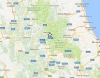 """<div class=""""dashicons dashicons-camera""""></div>Terremoto magnitudo 4.2 tra Campotosto e Amatrice, da Ingv attenzione alta per sismicità superiore media"""