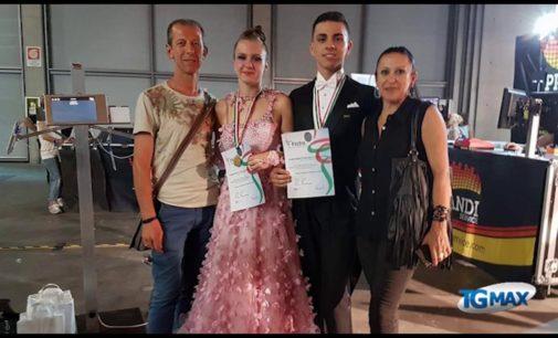 """<div class=""""dashicons dashicons-video-alt3""""></div>Danza sportiva, ecco i nuovi campioni italiani"""