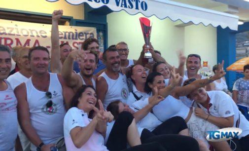 "<div class=""dashicons dashicons-video-alt3""></div>La Ciurma Vasto vince il Palio remiero vastese"