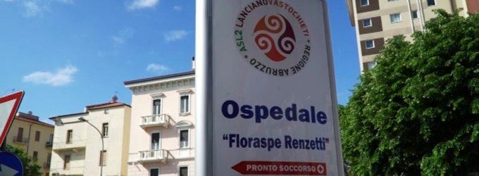 Coronavirus: mancano dispositivi di sicurezza, appello ad Asl e Regione per l'ospedale Renzetti