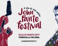 """<div class=""""dashicons dashicons-camera""""></div>Torricella Peligna si prepara per la XII edizione del John Fante Festival"""