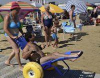 """<div class=""""dashicons dashicons-camera""""></div>Spiaggia senza barriere a San Salvo"""