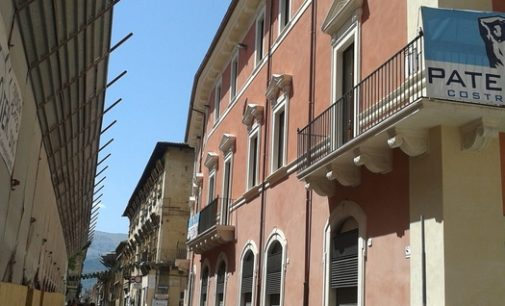 """<div class=""""dashicons dashicons-camera""""></div>L'Aquila, 54 milioni per la ricostruzione privata"""