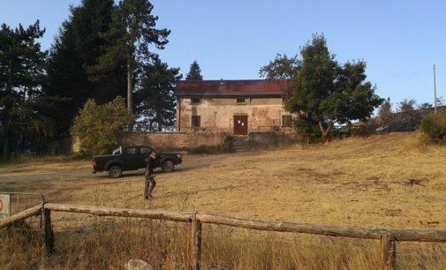 """<div class=""""dashicons dashicons-camera""""></div>Incendio sul Morrone, è salvo il rifugio del Colle delle Vacche a Pratola Peligna"""