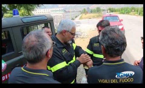 """<div class=""""dashicons dashicons-video-alt3""""></div>Incendio Morrone, rientrata la polemica tra Fp Cgil e il sottosegretario Mazzocca"""