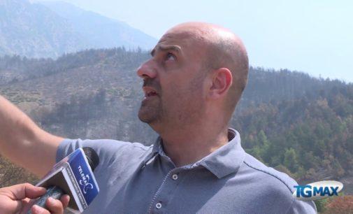 """<div class=""""dashicons dashicons-video-alt3""""></div>Incendio sul Morrone: Abruzzo senza flotta aerea antincendio, appelli e esposti inascoltati"""