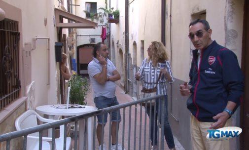 """<div class=""""dashicons dashicons-video-alt3""""></div>Lanciano, continuano a cadere calcinacci in centro storico"""