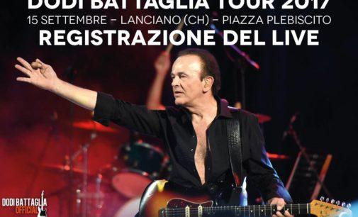 """<div class=""""dashicons dashicons-camera""""></div>Ultimi spettacoli di fine estate in Abruzzo, aspettando Dodi Battaglia e Alex Britti a Lanciano"""