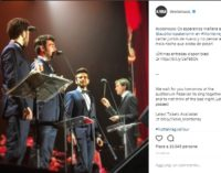 """<div class=""""dashicons dashicons-camera""""></div>Paura per Il Volo in Messico, tutto bene per i tre cantanti italiani"""