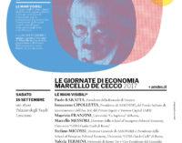"""<div class=""""dashicons dashicons-camera""""></div>A Lanciano le giornate di economia promosse dall'associazione """"Marcello de Cecco"""""""