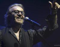 """<div class=""""dashicons dashicons-camera""""></div>Ti amo compie 40 anni, Umberto Tozzi in concerto all'Arena di Verona il 18 settembre"""