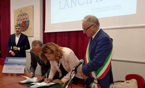 """<div class=""""dashicons dashicons-camera""""></div>A Lanciano la sede dell'università telematica UniNettuno per Abruzzo e Molise"""