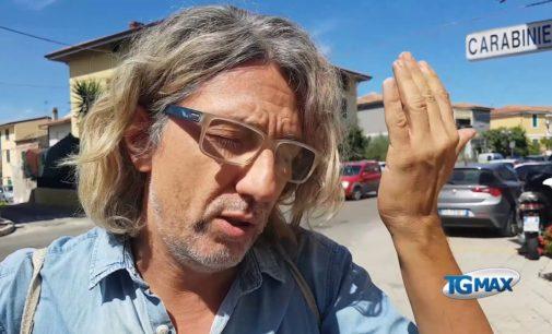 """<div class=""""dashicons dashicons-video-alt3""""></div>Rapinati e aggrediti in villa, al Tgmax il racconto di Massimiliano Delle Vigne e della moglie Rossella"""