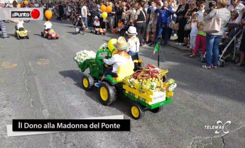 """<div class=""""dashicons dashicons-video-alt3""""></div>Il Punto Il Dono alla Madonna del Ponte 8 settembre 2017"""