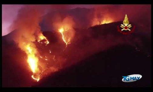 """<div class=""""dashicons dashicons-video-alt3""""></div>Incendi: l'Abruzzo dichiara lo stato di emergenza"""