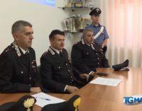 """<div class=""""dashicons dashicons-camera""""></div>Trascinata a terra dopo una rapina a Guastameroli di Frisa, arrestati due Guarnieri a Lanciano"""