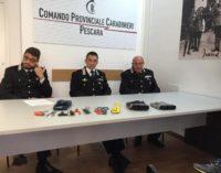 """<div class=""""dashicons dashicons-camera""""></div>Carabinieri: il maggiore Scarponi lascia Pescara destinazione Ancona"""