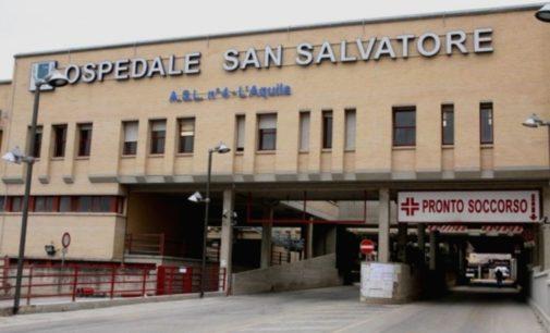 """<div class=""""dashicons dashicons-camera""""></div>L'Aquila: ospedale San Salvatore in sofferenza di personale, la denuncia della Cisl sanità"""