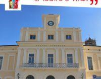 """<div class=""""dashicons dashicons-camera""""></div>Orsogna, dopo il restauro riapre il teatro comunale"""