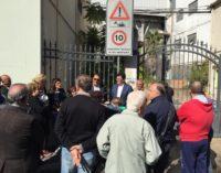 """<div class=""""dashicons dashicons-camera""""></div>Cementificio di Pescara, il no dei residenti"""
