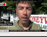 "<div class=""dashicons dashicons-video-alt3""></div>Il Punto ""Vertenza Honeywell, 420 posti a rischio"""