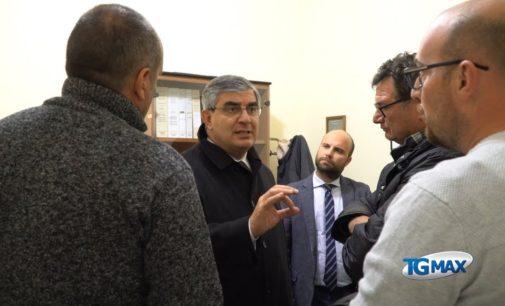 """<div class=""""dashicons dashicons-video-alt3""""></div>Vertenza Honeywell, le rsu incontrano il governatore D'Alfonso a Lanciano"""