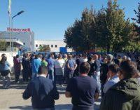 """<div class=""""dashicons dashicons-video-alt3""""></div>Vertenza Honeywell, lo sciopero prosegue con il sostegno del ministro Calenda"""
