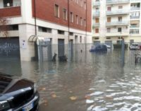 """<div class=""""dashicons dashicons-camera""""></div>Piove da oltre 24 ore, allagamenti e disagi a Pescara"""