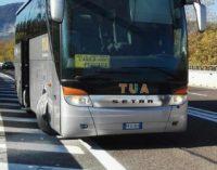 """<div class=""""dashicons dashicons-camera""""></div>In panne sulla linea L'Aquila-Pescara, la denuncia dei pendolari esasperati: il passaggio da Arpa a Tua ha peggiorato i servizi"""