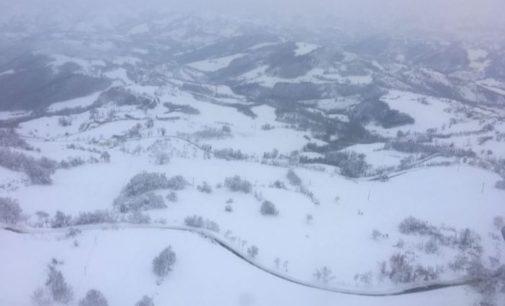Piano neve: la Provincia Teramo ha 117 mezzi dotati di Gps per controllo e monitoraggio