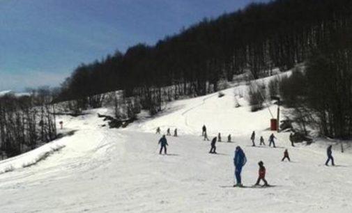 Neve, all'Aremogna si scia già da oggi 30 novembre